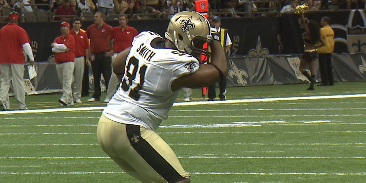 Saints to induct late defensive end Will Smith into Ring of Honor