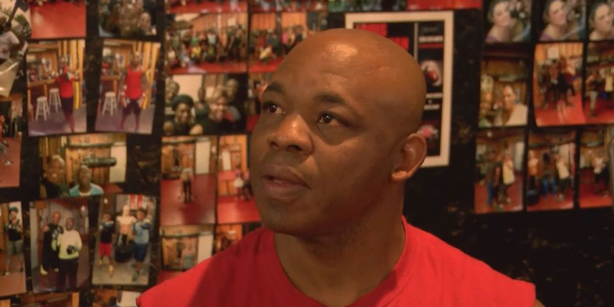 Former boxer helping others lose weight through his sport
