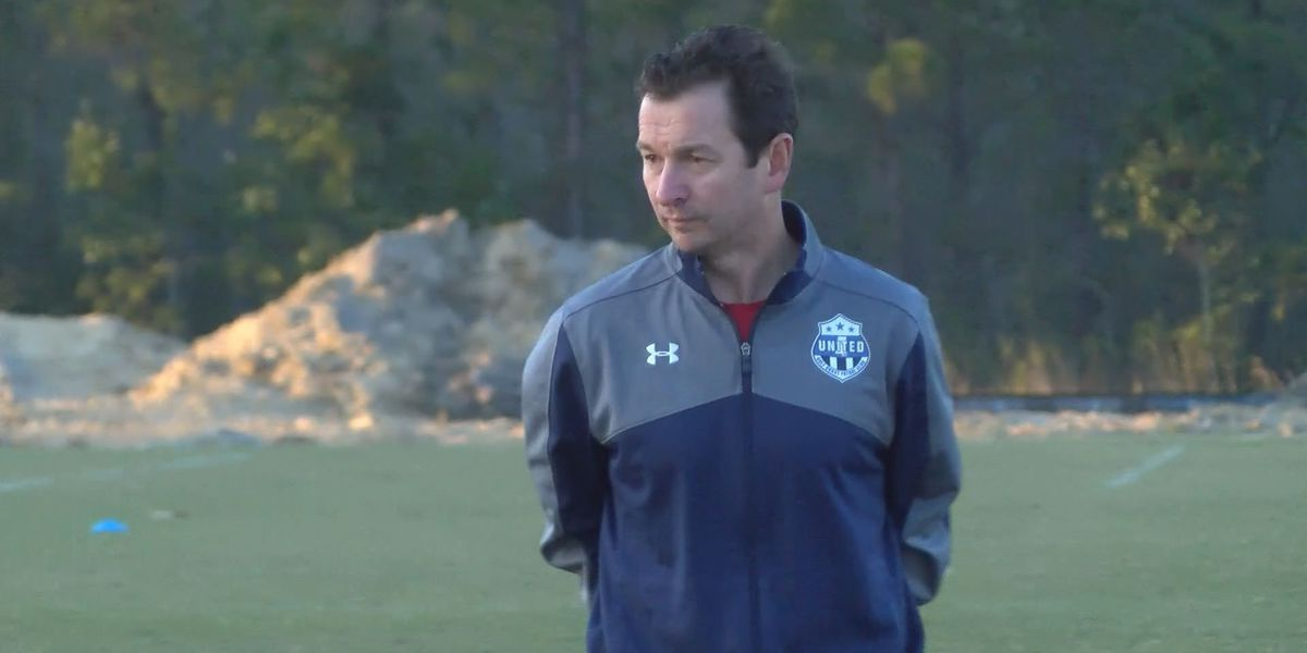 Area soccer coach pays it forward to athletes of tomorrow