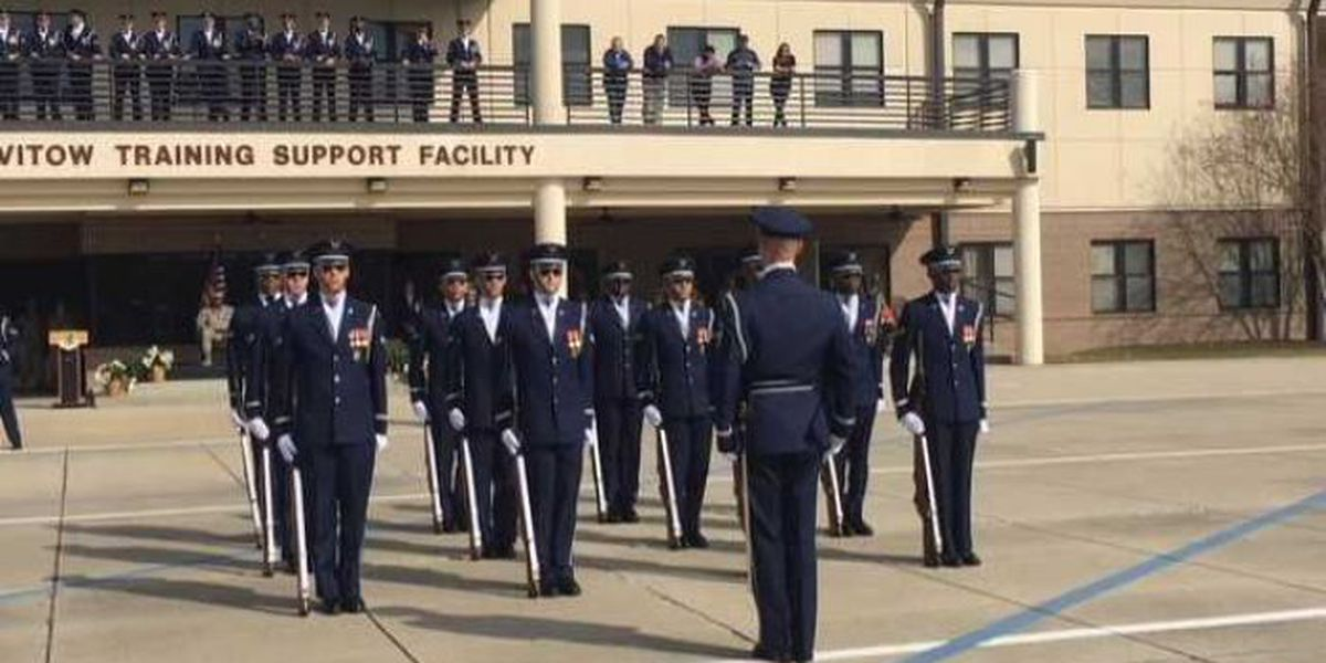 USAF Honor Guard Drill Team unveils 2018 routine