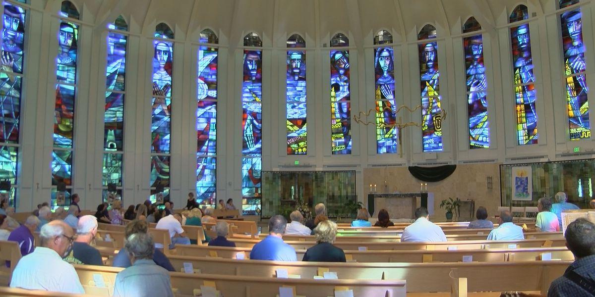 No stranger to disaster, Biloxi church prays for victims of Hurricane Michael