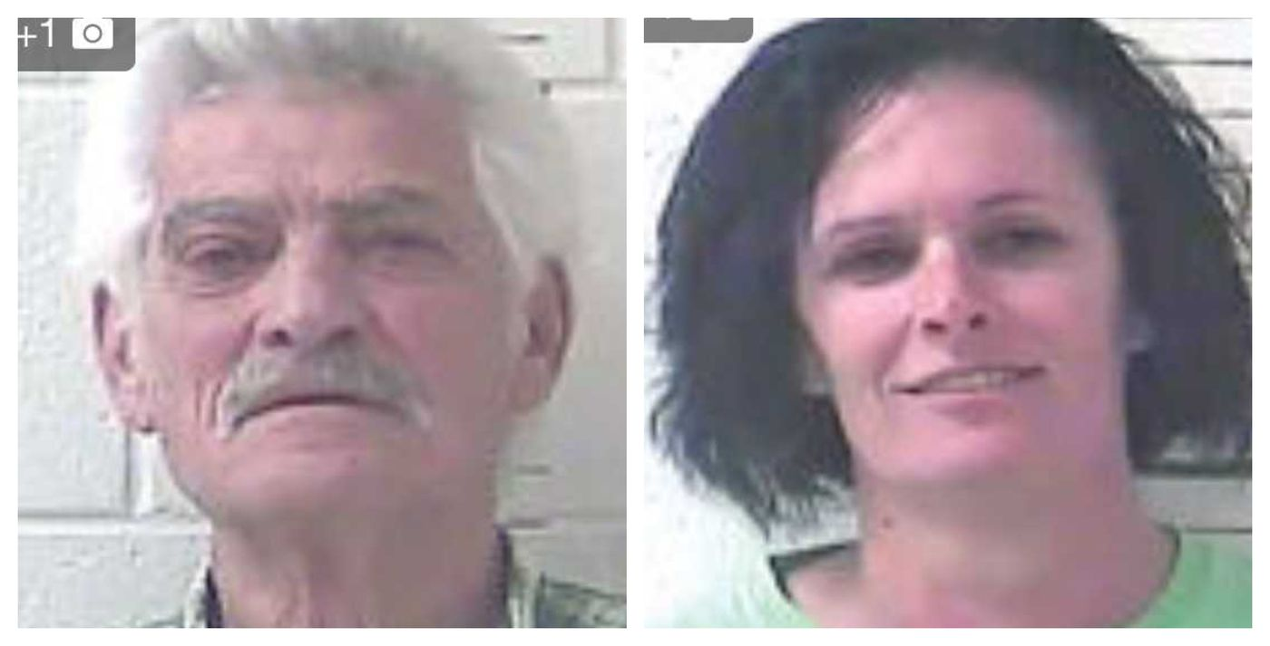 "Willie ""Jr"" Necaise and Tangela Davenport were arrested Oct. 19 after ABC agents discovered an illegal moonshine operation."