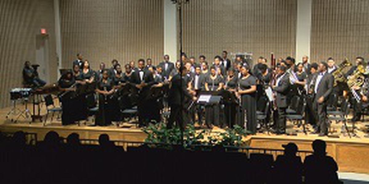 Jackson State University helping to promote the importance of music in education
