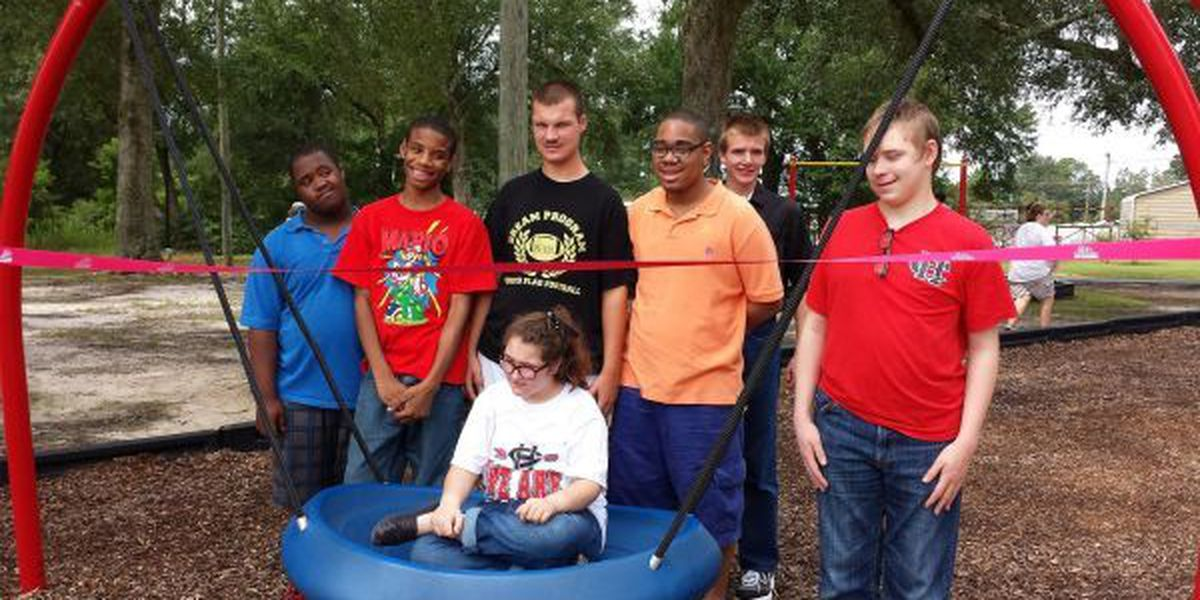 Ocean Springs receives $30k for fully-accessible playground