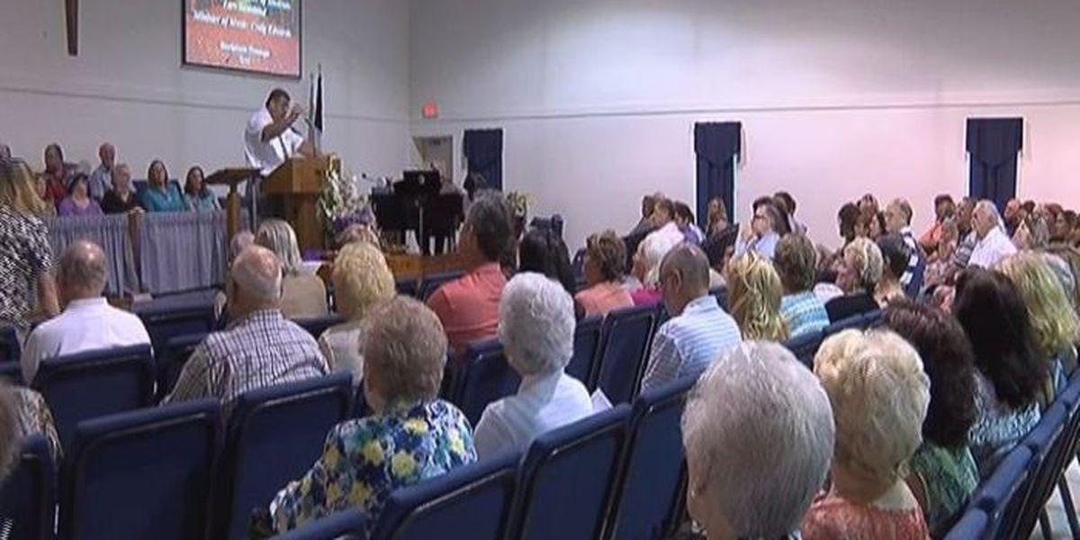 Ocean Springs church celebrates 125th anniversary