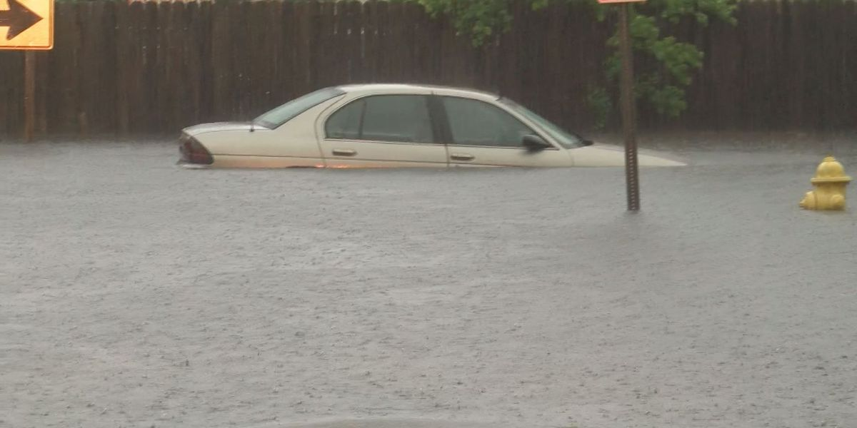 Residents rescued from North Gulfport flood waters