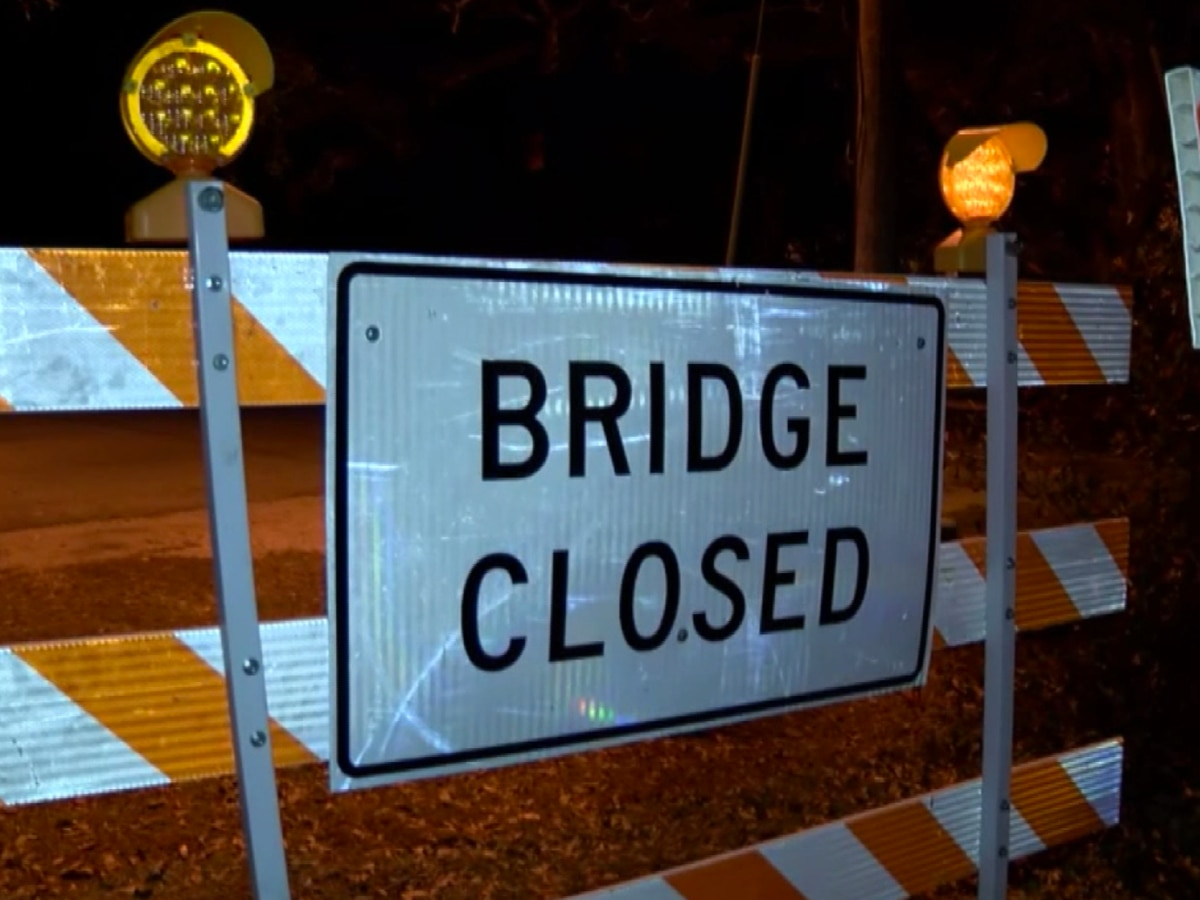 Ft. Bayou Bridge on Hwy. 609 back open but preparing to close for 45 days