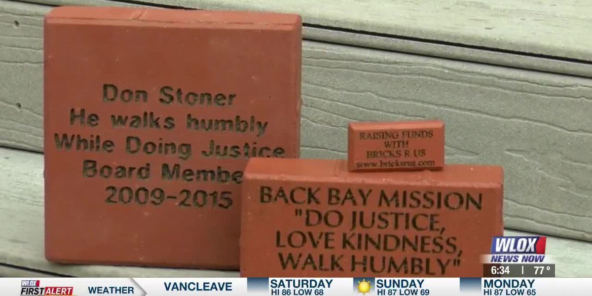 Back Bay Mission starts brick campaign to help pay for services