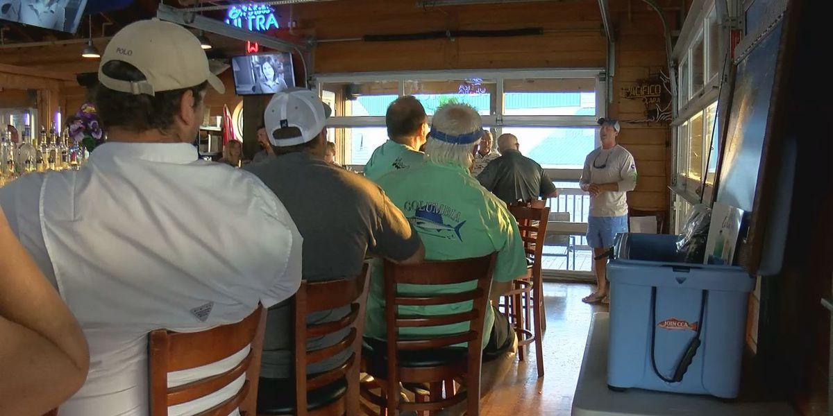 Recreational, commercial fishermen discuss conservation efforts