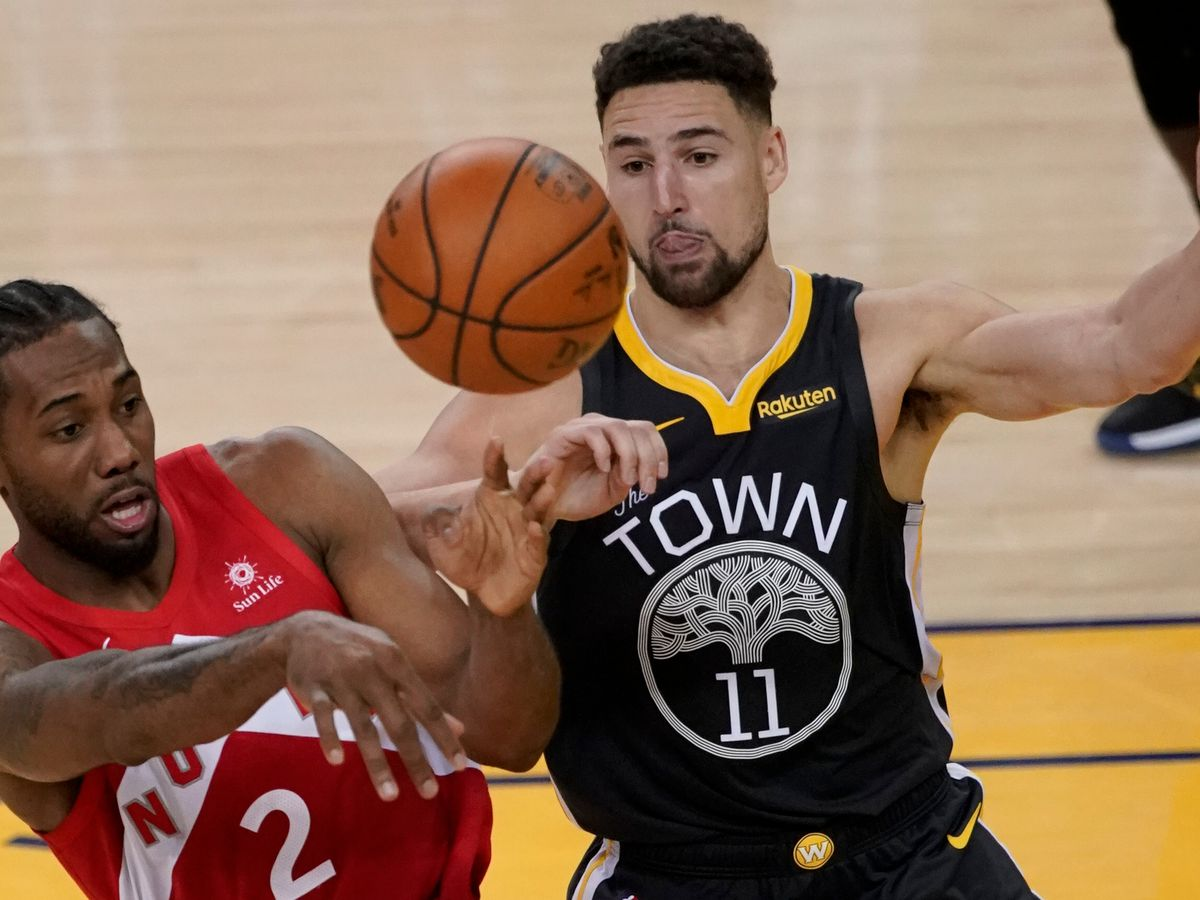 Raptors capture first NBA title, beat Warriors in Game 6