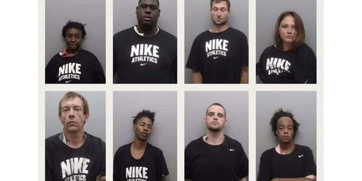 AR inmates forced to wear Nike in mugshots, activist says