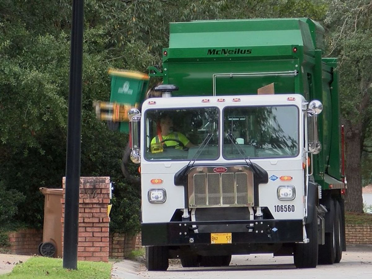 Curbside recycling services resume in Jackson County