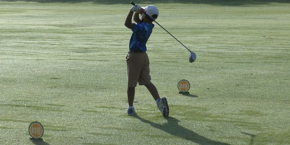 Young golfers compete in Gulf Coast Invitational