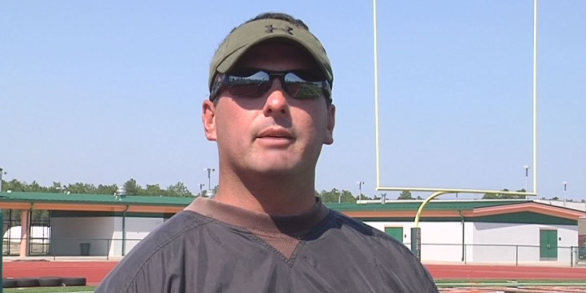 Tracy Rogers has been named the new head football coach at West Harrison High School