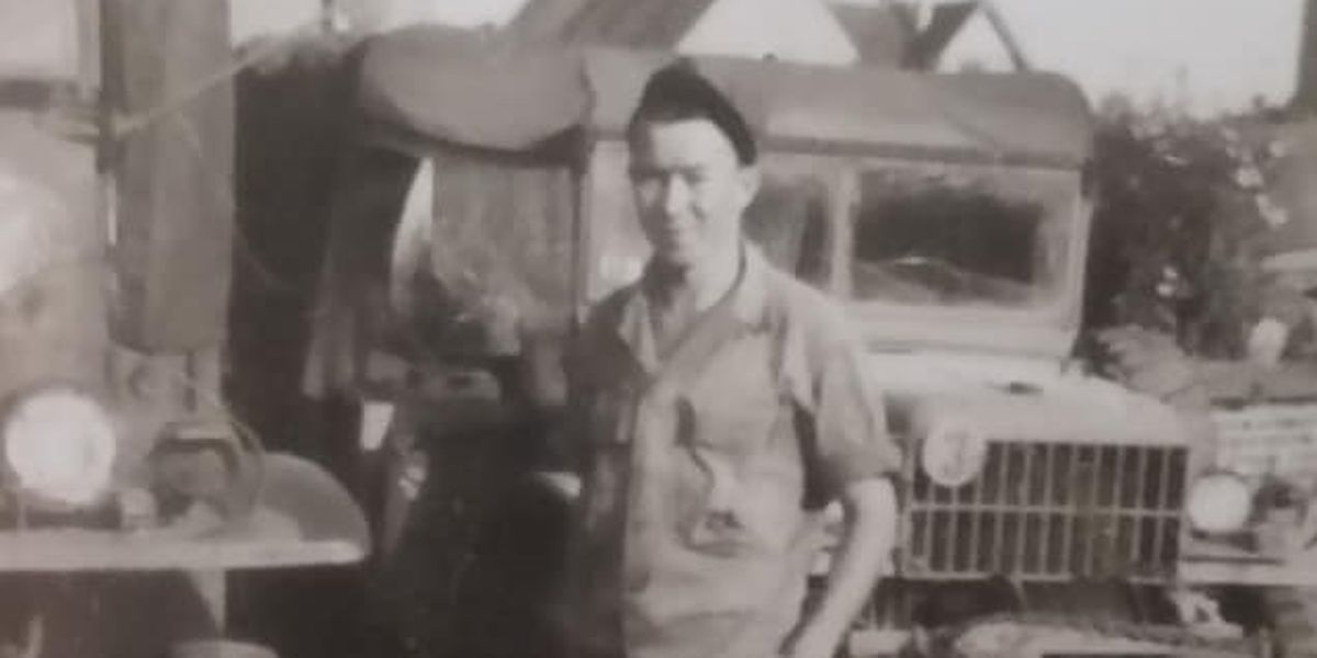 World War II veteran from Pascagoula passes away at the age of 95