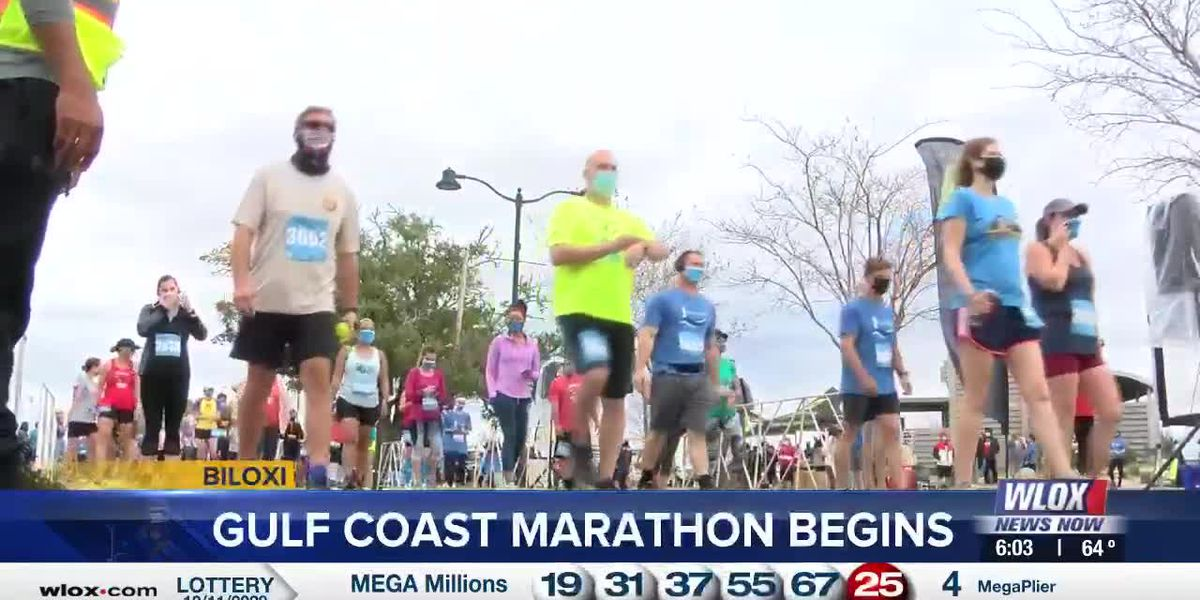 Gulf Coast Marathon weekend kicked off Saturday with Margaritaville 5K Run