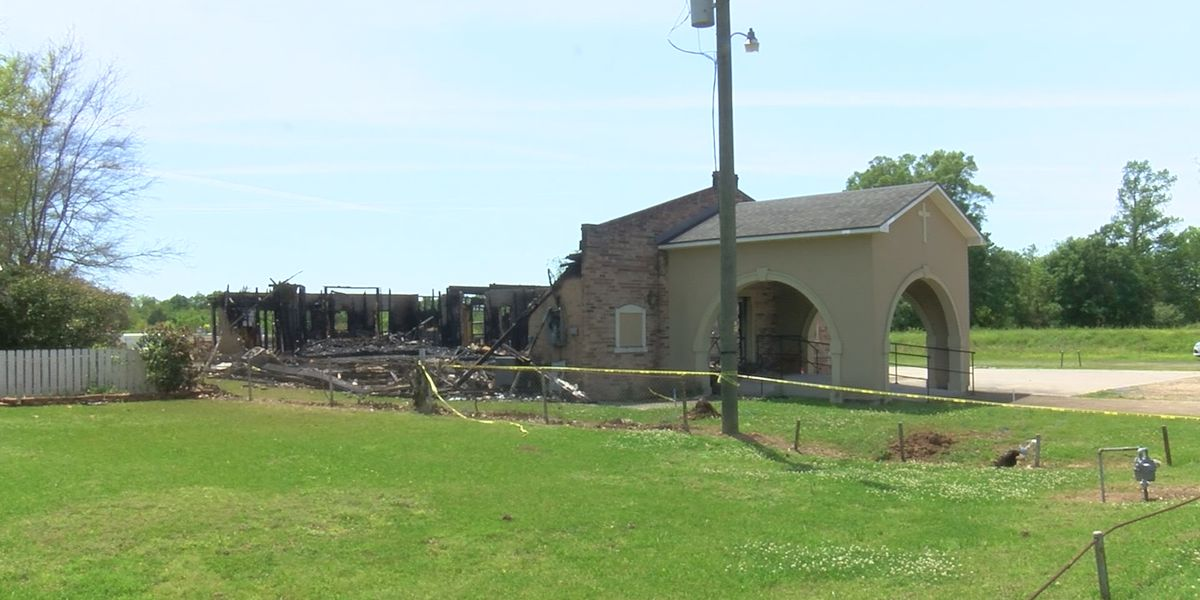 Support is strong for St. Landry historically black churches burned by arson