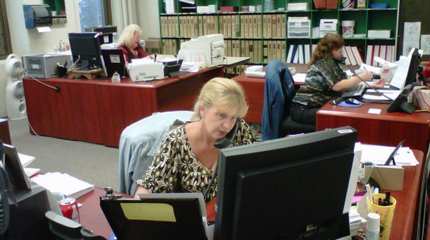 Upcoming election means busy days at circuit clerk's offices