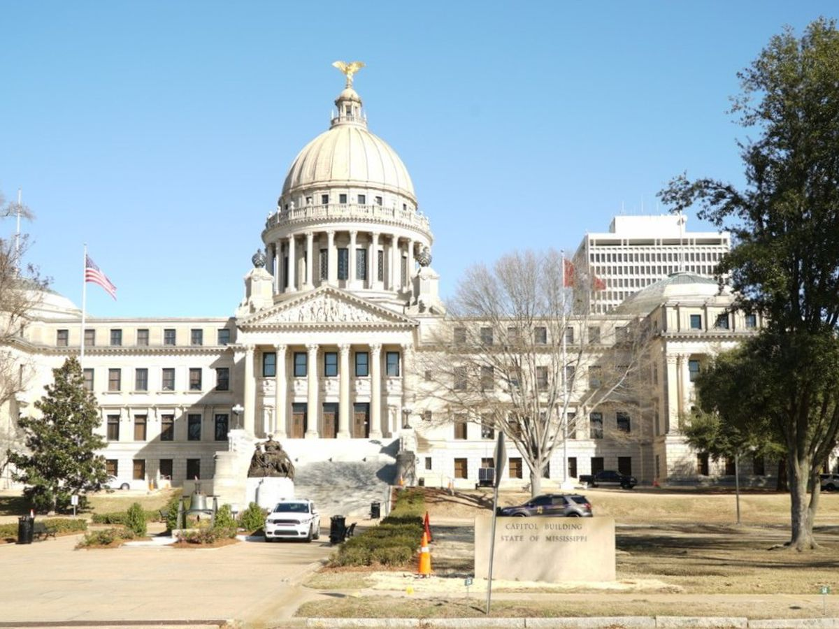 Law enforcement increases security around Miss. Capitol building