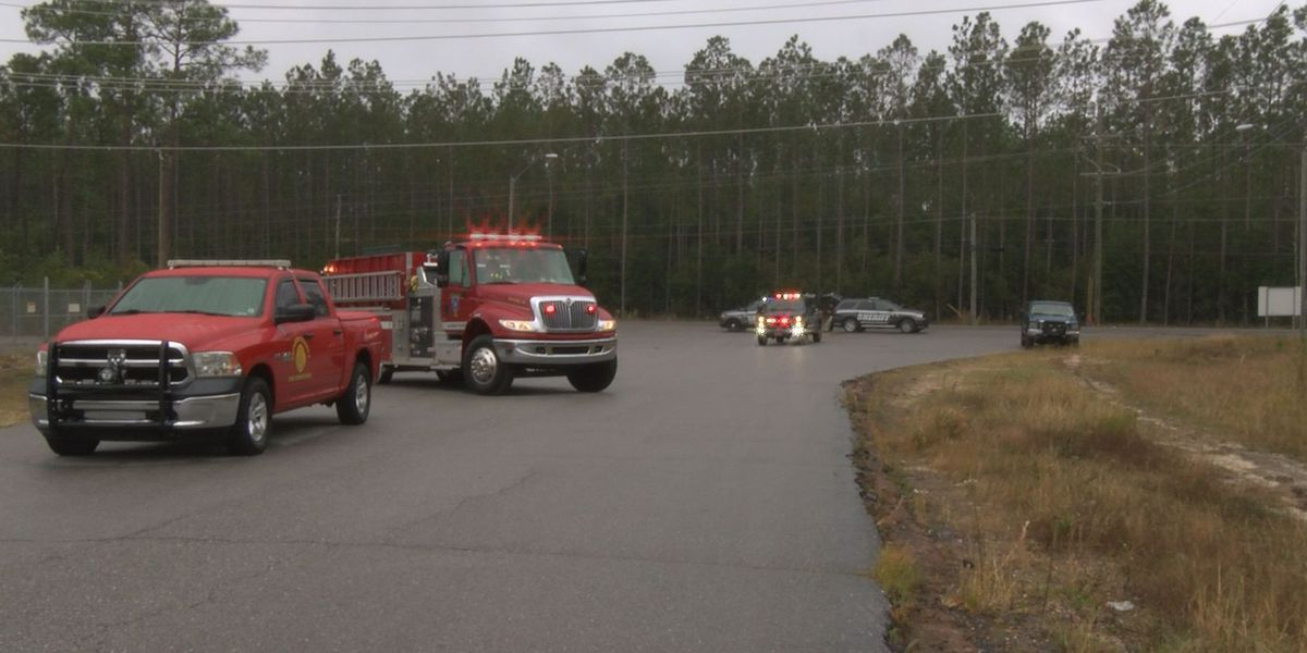 Toxic chemical spill in Jackson County sends two people to the hospital
