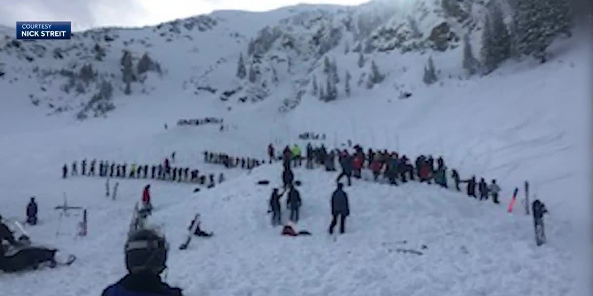 Skier dies after avalanche in NM; 1 in critical condition