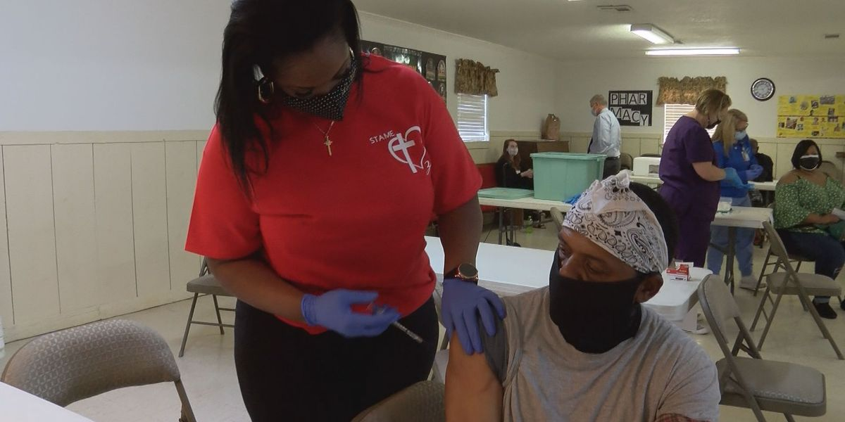 Jackson County churches team up to get more people vaccinated