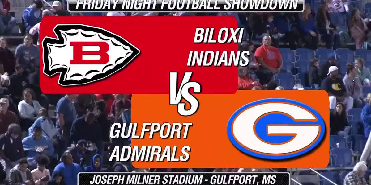 FULL GAME BROADCAST: Biloxi vs Gulfport in the WLOX Game of the Month