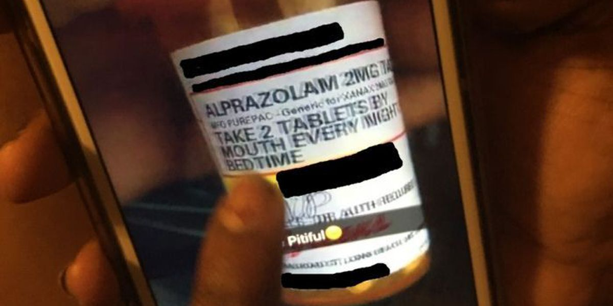 Gulfport High students suspended after video shows pills on campus