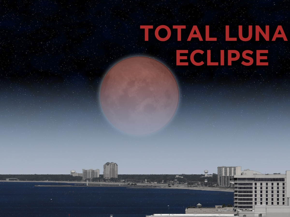 How to see the Blood Moon this Sunday night
