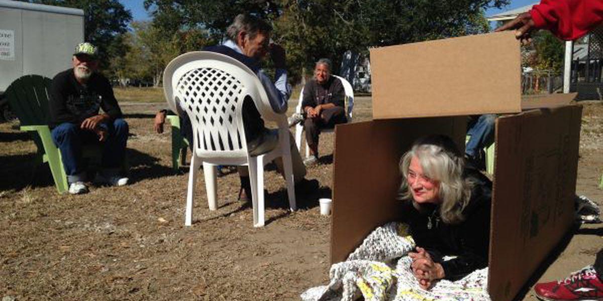 Biloxi pastor holds unique fundraiser for the homeless