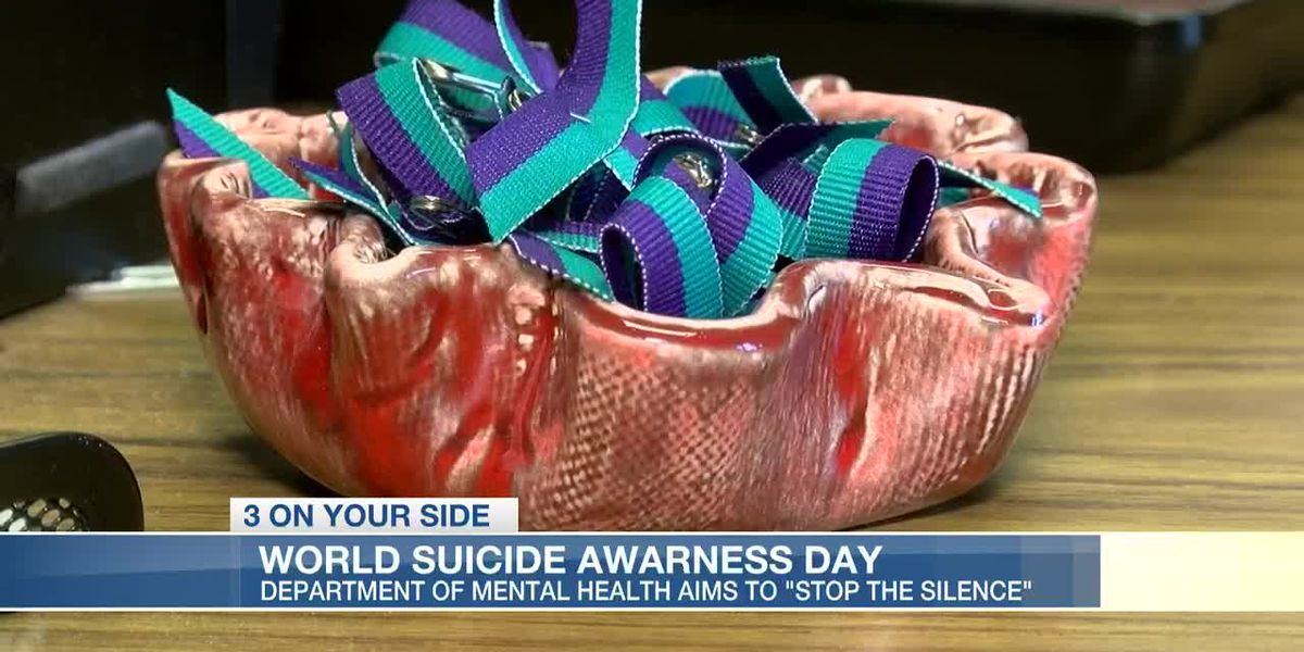 Dept. of Mental Health aims to 'shatter the silence' on suicide