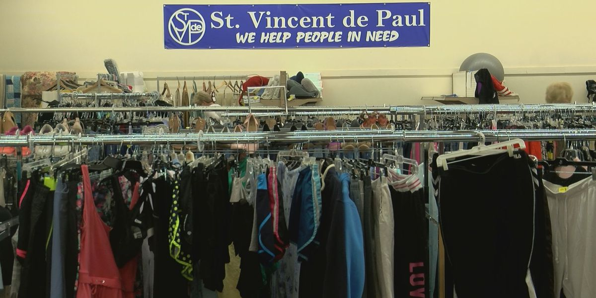 St. Vincent De Paul thrift store set to officially opens its doors in Ocean Springs