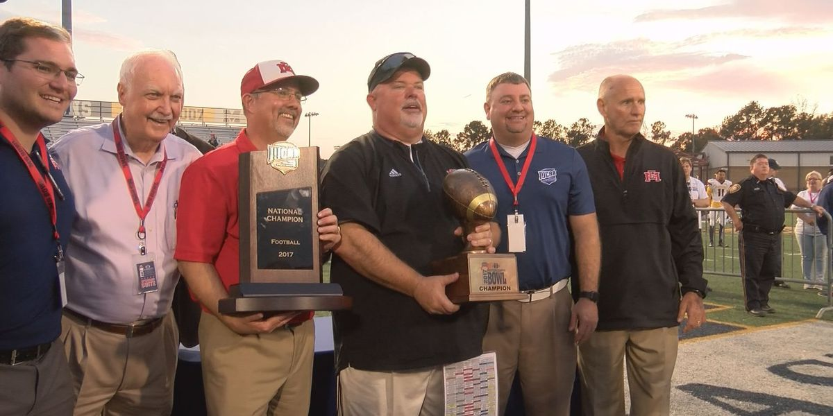 East Mississippi wins the 2017 Mississippi Bowl and the NJCAA National Championship