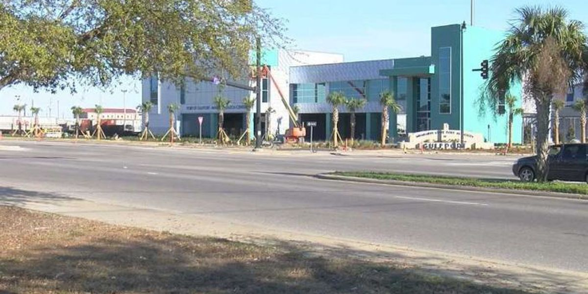 USM Marine Research Center near completion