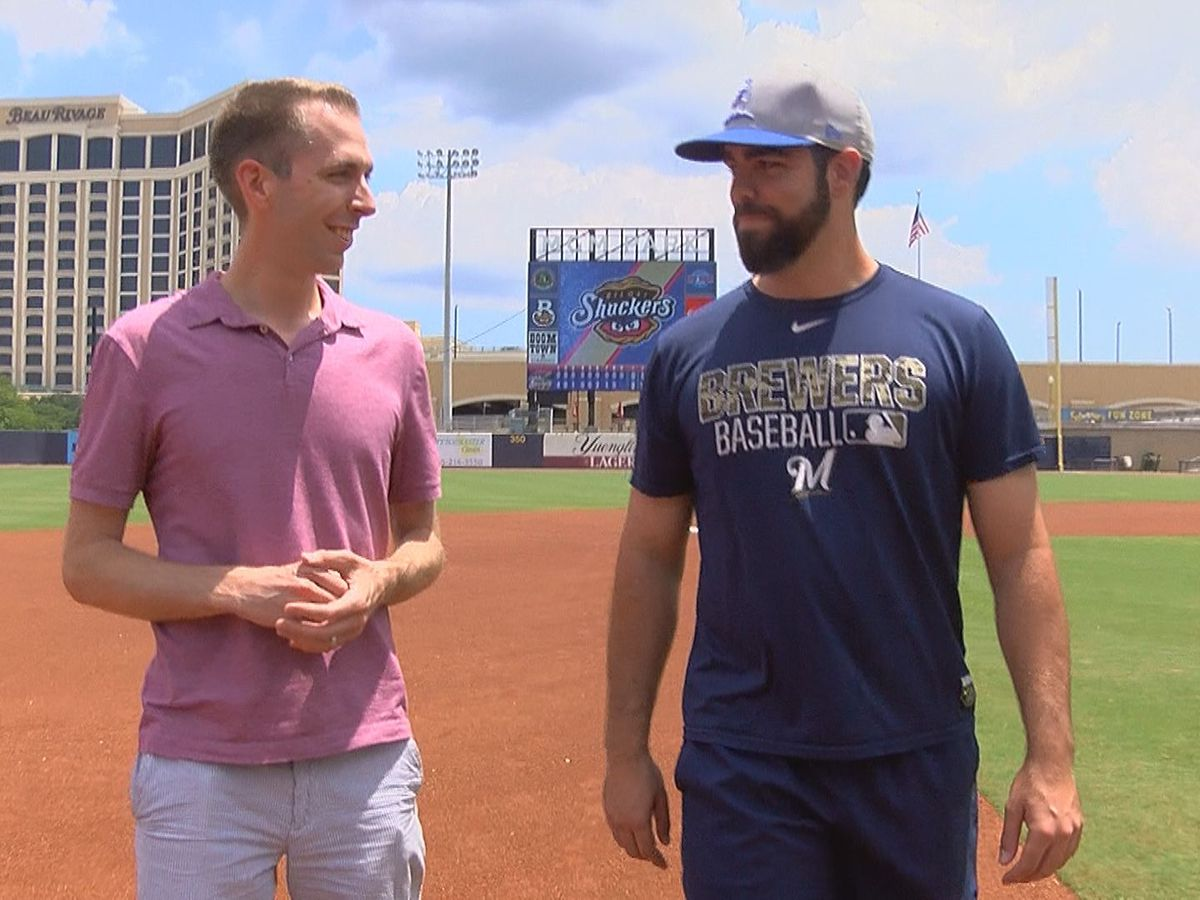 Base to Base: Shuckers pitcher Luke Barker