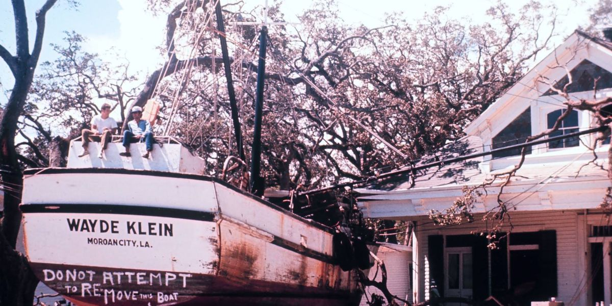 Remembering Hurricane Camille 49 years later