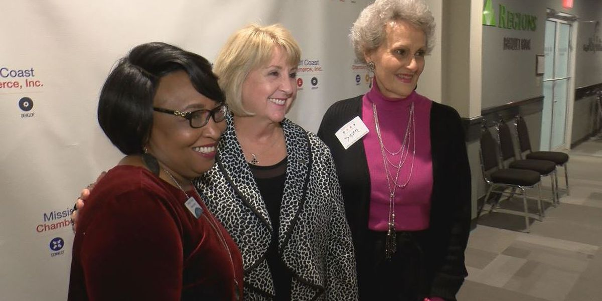 First lady Deborah Bryant makes farewell tour stop in Gulfport