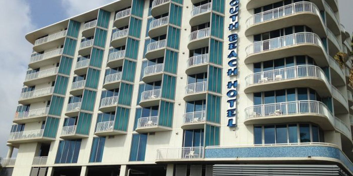 Beachfront Hotels Sold Out For Spring Break