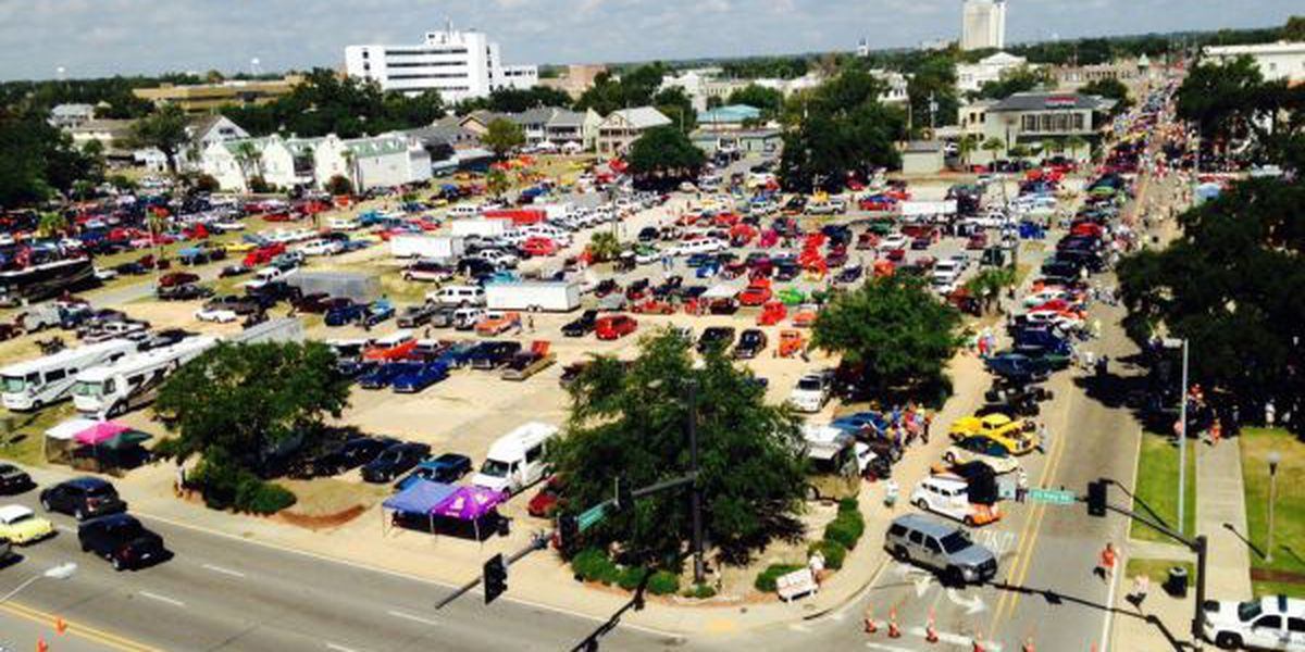 Biloxi Block Party attracts huge crowds