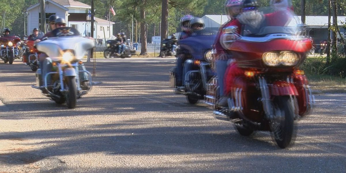 33rd annual Asgard Toy Run brings holiday joy to deserving families in South Mississippi