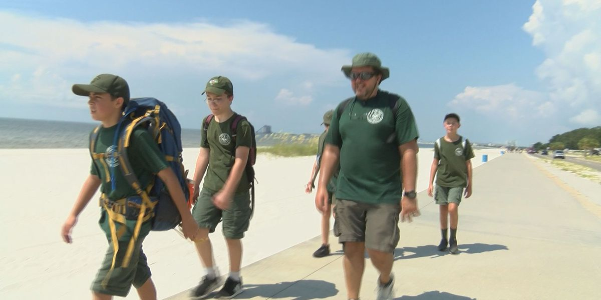 Coast Boy Scouts a step closer to becoming Eagle Scouts