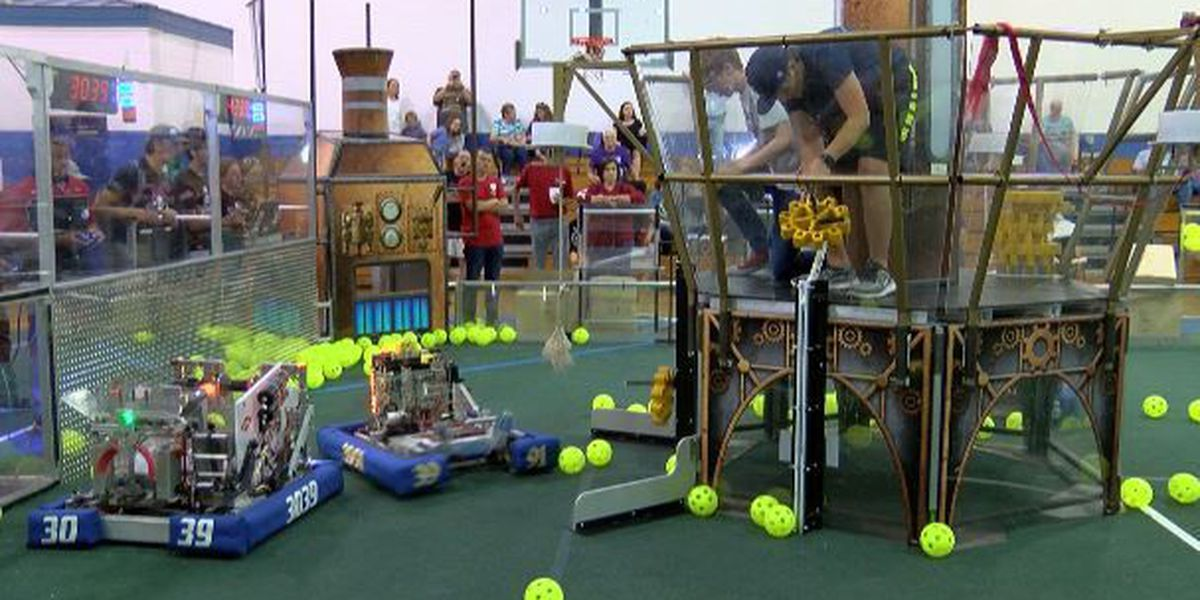New robotics competition takes place in Gulfport