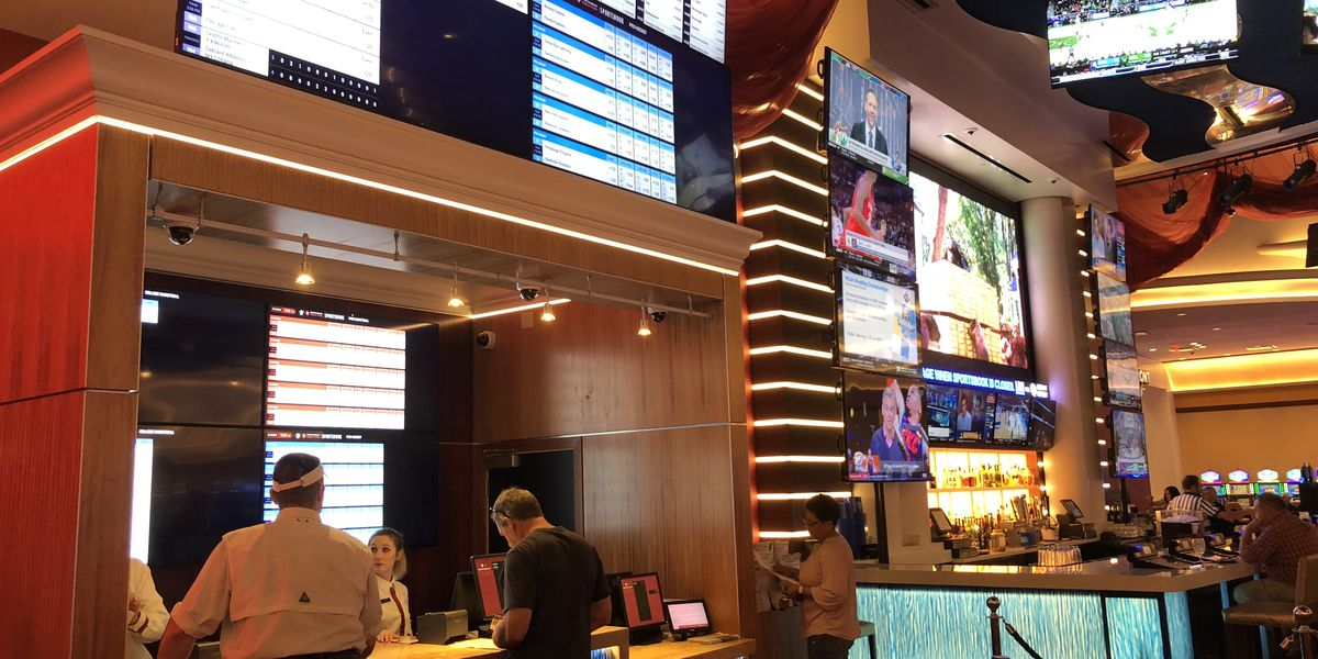 Coast casinos capitalizing on March Madness