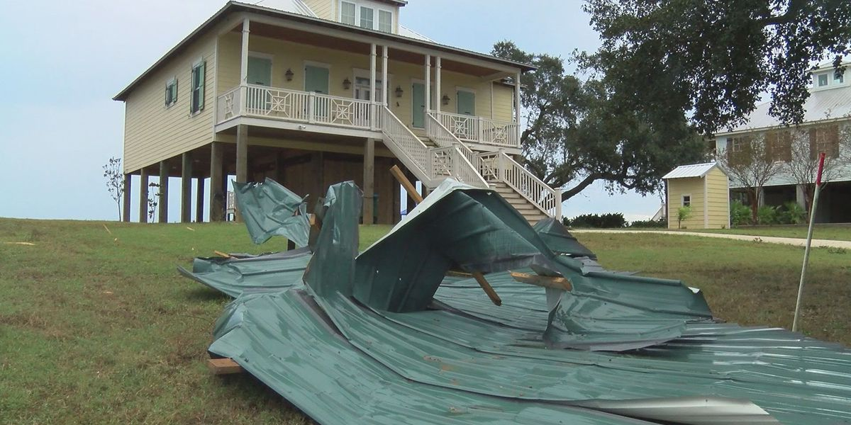 FEMA assistance not available yet for people with property damage caused by Hurricane Nate