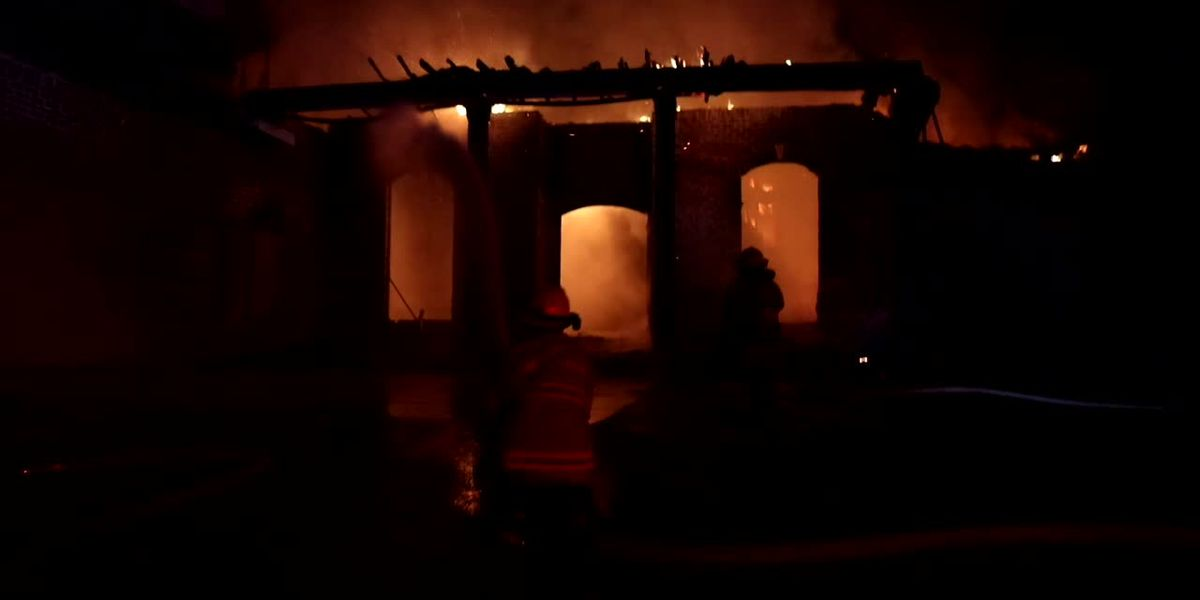 Home destroyed in Harrison County house fire