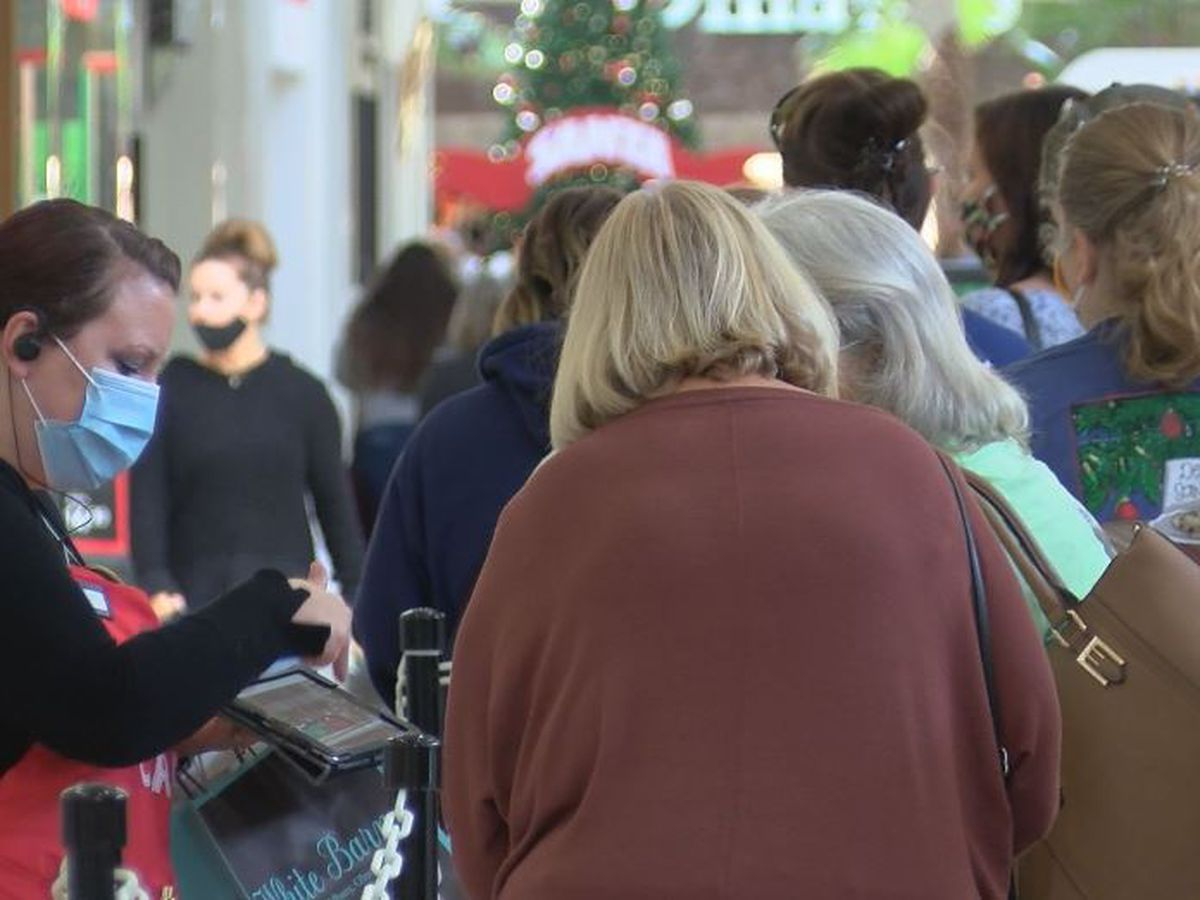 Health safety a top priority for businesses this Black Friday
