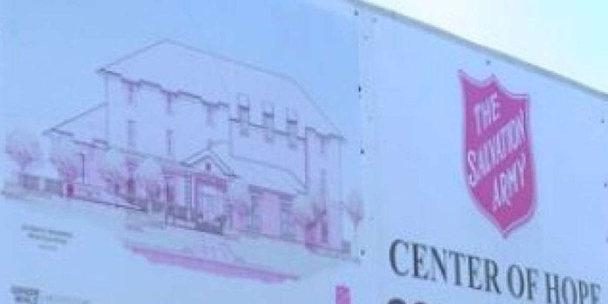 New Salvation Army shelter to open soon
