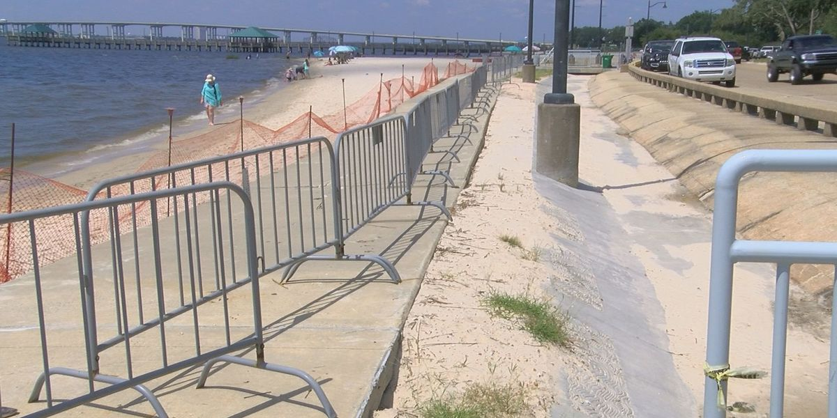 Is more concrete the answer to erosion on Ocean Springs Front Beach?