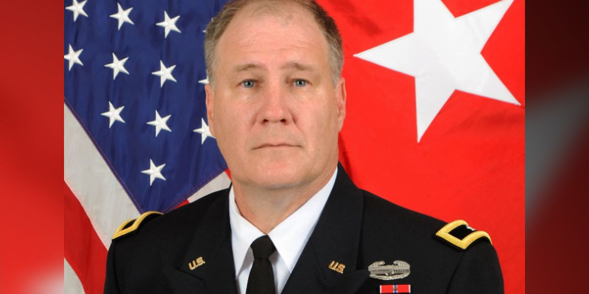 Mississippi National Guard promotes new Two-Star General