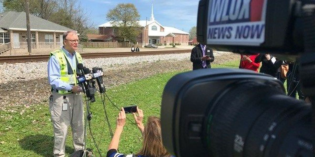 NTSB: Biloxi railroad crossing particularly a concern to us